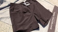 Summer competition - Raymond Weil - Bathing shorts - Arts and culture - WorldTempus Raymond Weil, Gym Men, Bathing, Competition, Shorts, Beach, Summer, News, Fashion