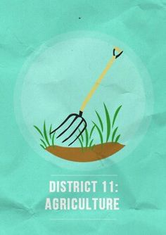 ❥Hunger Games | District 11: Agriculture