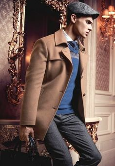 #fashion #mode #menswear Didiboy F/W 2013 men's fall fashion Best Mens Fashion, Men's Fashion, Mens Fall, Street Outfit, Well Dressed Men, Gentleman Style, Sport Wear, Dress Codes, Classic Looks