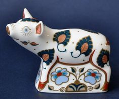 Royal Crown Derby Percy Piglet http://www.bwthornton.co.uk/royal-crown-derby.php