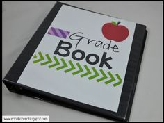Binders are an easy way to manage papers. There are so many different style dividers out that you can organize materials by month, nu. Teacher Plan Books, Getting Organized, Binder, Organization, Education, How To Plan, Dividers, School, Paper