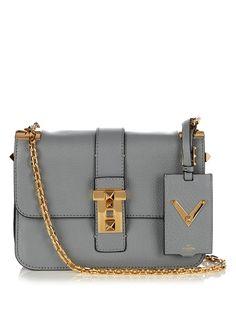 B-Rockstud smooth-leather shoulder bag | Valentino | MATCHESFASHION.COM US