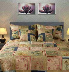 Tache Exotic 100% Cotton Japanese Emperor's Garden Quilt Set-Cal King Tache Home Fashion,http://www.amazon.com/dp/B00F0S6Y52/ref=cm_sw_r_pi_dp_L.getb07NWVYZWK3