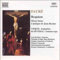 The appearance of Faur's Requiem in the 1880s, a decade during which the composer's most successful compositions were songs and piano pieces, can on I y be explained by the fine choral music which pre