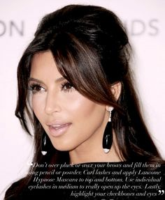 kim kardashian glam | Kim Kardashian's glam master Mario Dedivanovic shares his secrets to ...