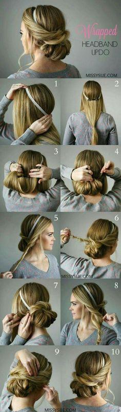 21+ Wedding Hairstyle Step By Step Tutorials | Trending Dirt