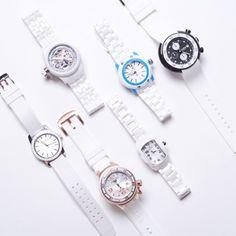 LivingSocial Shop: Must-Have White Designer Watches