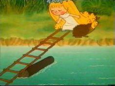 pomáhala ježkovi s horkou tlapkou. Fairy Tales, Princess Zelda, Animation, Cartoon, Retro, Fictional Characters, Infancy, Nostalgia, Fairytail