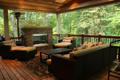 ultimate covered deck