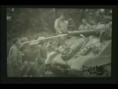4th Armored Division in Normandy, WWII 1944. Combat Film DVD