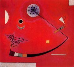Wassily Kandinsky. Russian painter and art theorist. 1866-1944