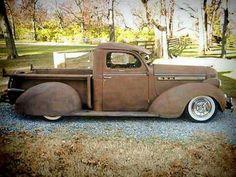 Hudson truck