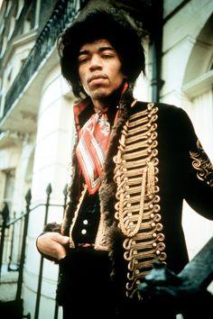 Casaca - Jimi Hendrix | Galería de fotos 3 de 26 | GQ3