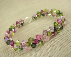 Right Angle Weave 101 by The Bead Monkey, via Flickr