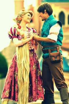 Tangled Cosplay - the best!