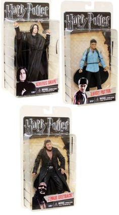NECA Harry Potter Deathly Hollows Set of 3 Action Figure (Series 1) 1 NECA http://www.amazon.com/dp/B00497ZZPU/ref=cm_sw_r_pi_dp_RfTqub0N367KC