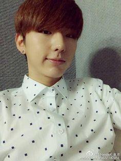 #MONSTA_X Kihyun Weibo Update