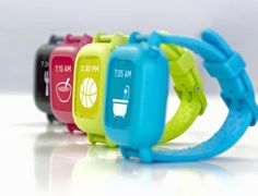 Octopus – a smartwatch that reminds the kid to brush their teeth and clean their room