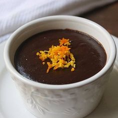 Just in Time For Valentine's Day: Gluten-Free Chocolate Cake. 96 calories per serving!