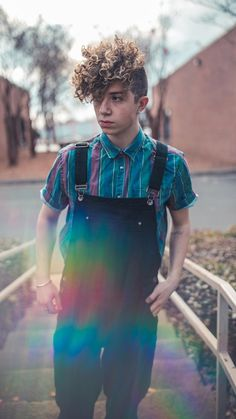 Jack in overalls I just died