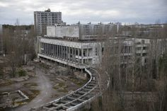 Still Cleaning Up: 30 Years After the Chernobyl Disaster - The Atlantic