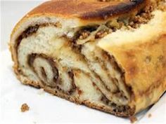 Povitica. This is a traditional sweet Christmas bread made both in Poland and Austria. This is the Polish version. Austrian version listed separately.