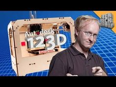 3ders.org - Tutorial: How to use Autodesk 123D Design (video) | 3D Printer News & 3D Printing News