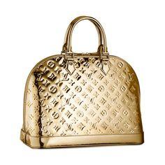 Louis Vuitton Miroir Alma Bag