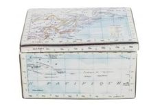 Geographic Design Box By Fabienne Jouvin available at meizai