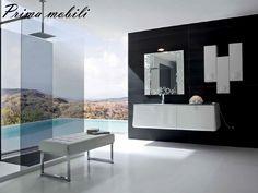 Итальянская мебель для ванной Campus Comp 6 купить в Москве в Prima mobili