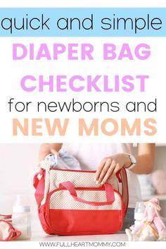 Best Diaper Bag, Baby Diaper Bags, Diaper Bag Backpack, What To Pack In A Diaper Bag, Diaper Bag Checklist, Diaper Bag Essentials, Diper Bags, Baby Changing Bags, Newborn Diapers