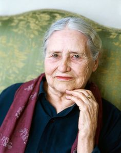 """What's terrible is to pretend that second-rate is first-rate. To pretend that you don't need love when you do; or you like your work when you know quite well you're capable of better.   ~Doris Lessing, Nobel Prize-winning author (""""The Grass is Singing"""", """"The Golden Notebook"""")"""