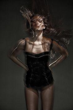Moonlight Fashion Editorial