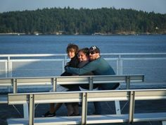Vancouver Island Ferry - Summer 2010