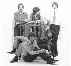 Poco 1968.  Randy Meisner in front.