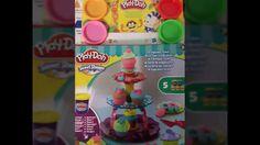ЧЕЛЕНДЖ Play-Doh! ПЛЕЙ ДО!!! ЛЕПИМ НА КАНАЛЕ МАЛЫШКА-КРУТЫШКА СМОТРИТЕ И...