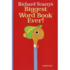 I hope Phoebe and Brother enjoy the old Richard Scarry books as much as their daddy and Uncle David did!