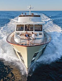 Boat Review: Vicem 78 Cruiser | Yachting Magazine