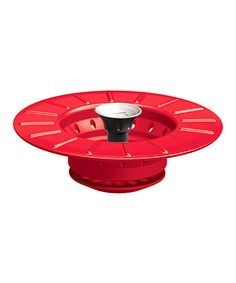 Love this Chili Collapsible Stopper and Strainer by Tovolo on #zulily! #zulilyfinds
