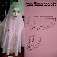 Embroidery dress diy simple 27 new ideas Diy Fashion Scarf, Hijab Fashion, Instant Hijab, Simple Hijab, Turban Hijab, Head Wrap Scarf, Jeans Bleu, Hijab Tutorial, Beautiful Hijab