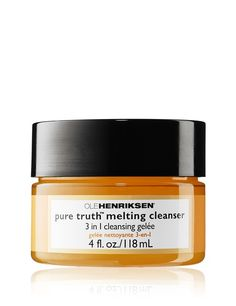 Ole Henriksen Pure Truth Melting Cleanser.