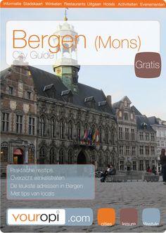 Gratis Ready to go City Guide Bergen (Mons) van Youropi.com. Ontdek de beste restaurants, leukste winkels, leuke activiteiten en evenementen met deze gratis stadsgids!