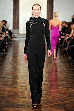 NOTES SUR LA MODE - Неделя моды в Нью-Йорке: Ralph Lauren осень-зима 2012-2013 + детали