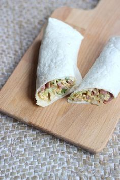 Lunch wrap Tasty and Simple Healthy Food List, Healthy Meals For Kids, Good Healthy Recipes, Healthy Snacks, Quiche, Sports Food, Taco, Cold Meals, Evening Meals