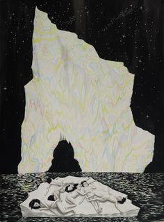 Shary Boyle, Iceberg, 2007