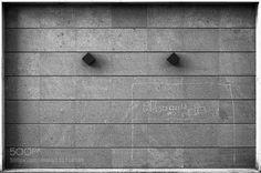 Muro soñando con su ciudad by Cesar_Bazkez