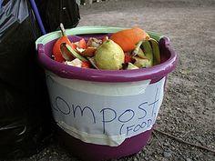 Como hacer una composta casera