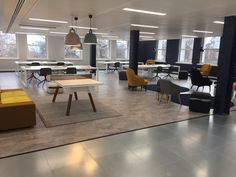 Adelphi - Fit Out Mock Up