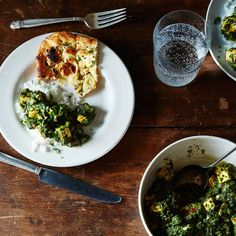 Vegan Palak Paneer Recipe on Food52 recipe on Food52