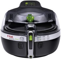 T-Fal YV960151 ActiFry 2 IN 1 Multi-Cooker, Black by T-fal